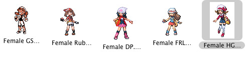 Editorial: Finally, a Female PokeMon Trainer Who Can Stand on Her Own Two Feet Editorial: Finally, a Female PokeMon Trainer Who Can Stand on Her Own Two Feet past gen female trainers
