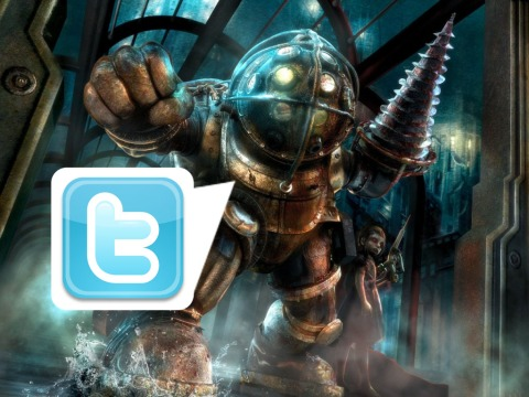 Game characters are on Twitter—what do they have to say?