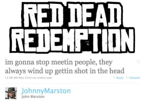 red dead header