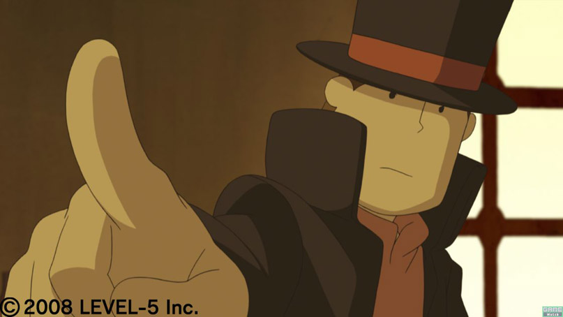 Professor Layton And The Eternal Diva First Impressions Of The